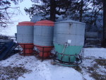 1  big Sioux Feeder left at $350
