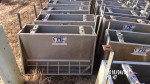 "picture 2 - 56 nursery feeders j- 36"" doubles are $100 each - 30"" double sided - $90 each"