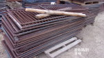"""26 - 30"""" vertical rod gates by 74 1/2"""" long @ $27"""