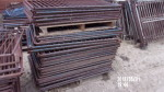 """47 - 30"""" vertical rod gates by 46"""" long @ $18"""