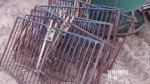 """8 - 30"""" vertical rod gates by 50 1/2"""" long @ $18  with out nipple waters"""