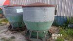 2 - 40 bushel Osbornes Feeders - $400 each - these are about $1400 if bought new