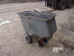 "pic 2 AP feed cart - $85 , sells new for $224 @QC Supply.  •Capacity of 4.5 bushels •Weight: 34.5 lbs. •Dimensions: 41"" High x 19"" Wide x 35"" Long"
