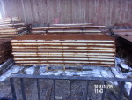 """sold 18 gates - 34"""" by 9' 10"""" long at $47.50"""
