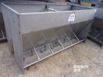 "pic.5 - 5 double sided Thorp finishing feeders - 28"" wide by 72"" long by 36"" tall @ $225 each"
