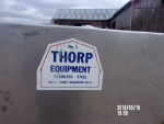 """Picture 2  5 units - thorp 70"""" long , 7 hole, double sided - $150 each"""