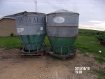 pic 1   60 bushel Osborne on right is $350