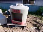 1 big husky outdoor hog water - $130