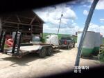 plastic flooring, cast iron, and Fiber glass rails to Keystone Iowa