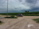 Sow feeders headed back to Fayette Iowa