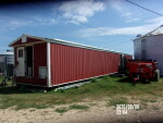 this unit is located near Guttenberg Iowa and there are no hogs on the farm