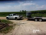 Outdoor feeder headed to Fredicktown Missouri