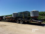 A load sent to Duncan OK with Duraplate and outdoor feeders for Cleveland & Walters, Oklahoma