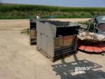 2 pallets of nursery feeders to Odon, IN