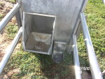 pic 6 of 8 -- 26 stainless crates - $250 each with pvc dividers