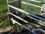 pic 1 of 8 -- 26 stainless crates - $250 each with pvc dividers -