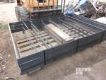 Flush pan frames to Volant PA