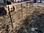 """pic 1 of 3  - 32 ' tall by 12 ft. 1/2"""" long @ $65  Comments from customers on Sunday November 1st was that I am selling these gates to cheap at this price for the quality"""