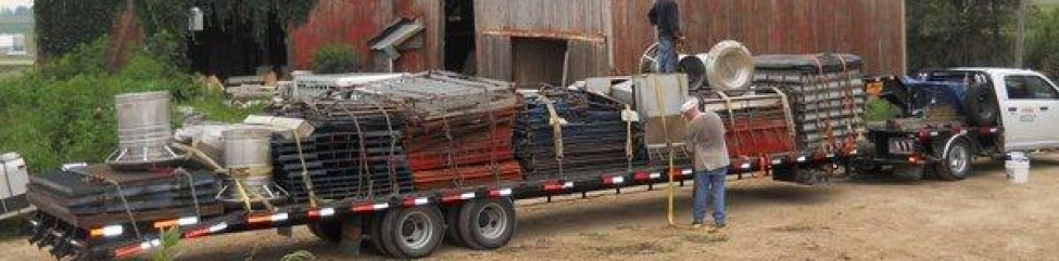 used bytes pasture for portable swine steel feeder sale farrowing shelters livestock huts hog feeders cfm cows