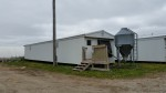 Double L Nursery for sale 13x9x66 300 HD capacity Selling as is with feeders, cups, and gating
