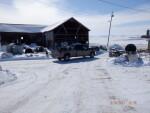 8 crystal spring feeders head to Keytone Iowa