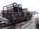 Crates and Flooring sent to Upper Sandusky, Ohio