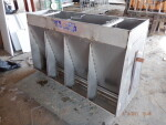 """pic 3 of 5  - 36 units -  56"""" double sided Farm weld feeders - $160 each.  I can discount on larger buy quantities"""