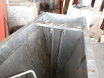 """pic 4 of 5  -36 units -  56"""" double sided Farm weld feeders - $160 each.  I can discount on larger buy quantities"""