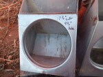 """pic 2 of 2 , sow feeders - 11 1/2"""" wide with 9 1/2 inch hole  - $15 each"""