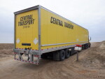 Central Transport picking up  Leroy Michigan