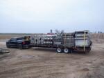 Load headed to Deerfield & Andover , Ohio