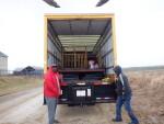 Picture 1 of 2 - Gates headed to Mt Jackson, VA