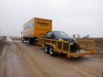 Picture 2 of 2 - Gates headed to Mt Jackson, VA