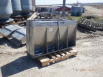 """One 56"""" feeder shipped to Belleville MI"""