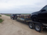 pic 2 of 2 of gates, feeders and dura plate headed to Collins & Taylorsville, MS
