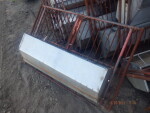 pic 3 of 3 of the front fences and feeders to make 4 foot or 8 foot wide pens by 9 foot 6 inch deep - $50 each