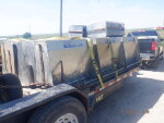 Feeders and water cups headed to Wilton & Fairchild Wisc.
