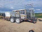 Load of crates and floors headed to Edon and Medina, Ohio