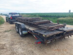 load of vertical rod gates sent to Arcadia IN
