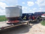 2 outdoor feeders headed to Woodstock, IL