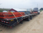 pic 2 of 2 of 40 ft. load headed to Andover Kansas & Duncan, OK