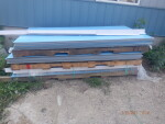 """pic 2  of 2  - 49 pieces - 49  by 109"""" (9 feet 1 inch)  @ $65 each"""