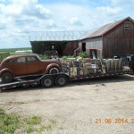 Load headed to Myton & Spanish Forks , Utah