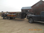 1-2-15 trailer headed back to Maryland