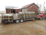 load of 43 feeders headed to western iowa