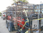 trailer headed to Duncan and Jackonsville, Texas