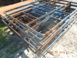1 left   -  5 by 7 steel frames - $75 each