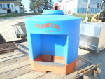 Sold to Verdon, NE  1 -Two hole tank water in real nice shape $160