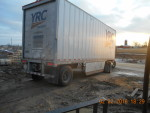YRC freight picking up
