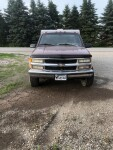 $4500 for pickup truck has brand new tires less than 100 miles on them